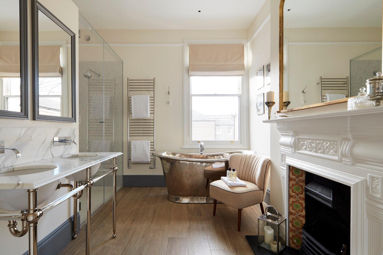 Bespoke bathroom and ensuite Richmond
